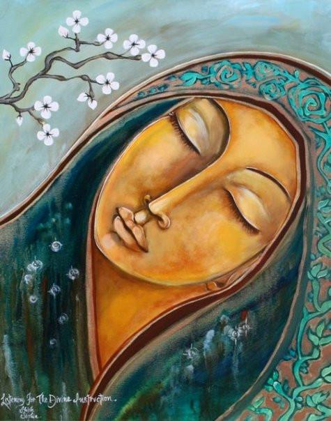 Peinture Shilah Sophia