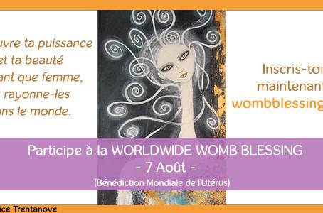 Bénédiction mondiale de l'utérus du 7 août 2017 à la Réunion