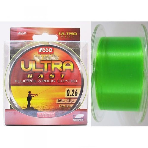 ASSO ULTRA CAST 300M/0,24MM/8,4KG