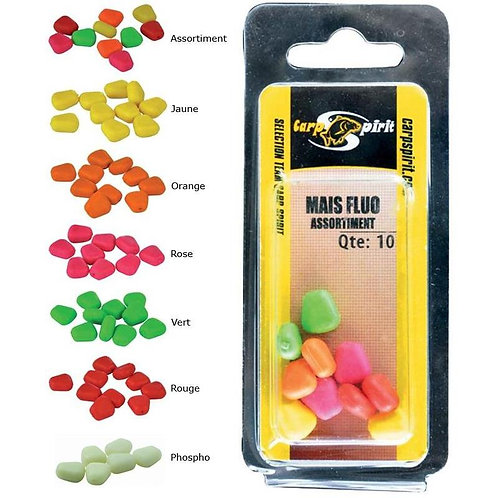CARP SPIRIT FLURO FLOATING CORN