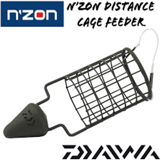 Daiwa N'ZON Distance Cage Feeder 20GR