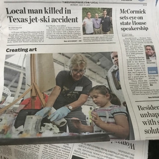Chattanooga Times Free Press article