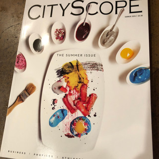 Cityscope Magazine May 2019