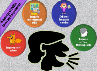 4 Benefits of Public Speaking Programmes