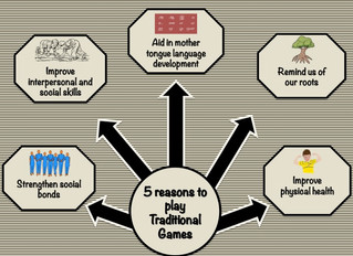 5 Reasons to Play Traditional Games