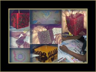 Handful of Henna