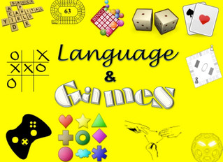 Language Learning and Games