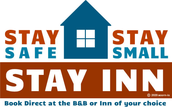 Stay Safe, Stay Small, Stay Inn