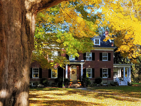 Your Magical Fall Getaway is at The Grand Canyon of The East