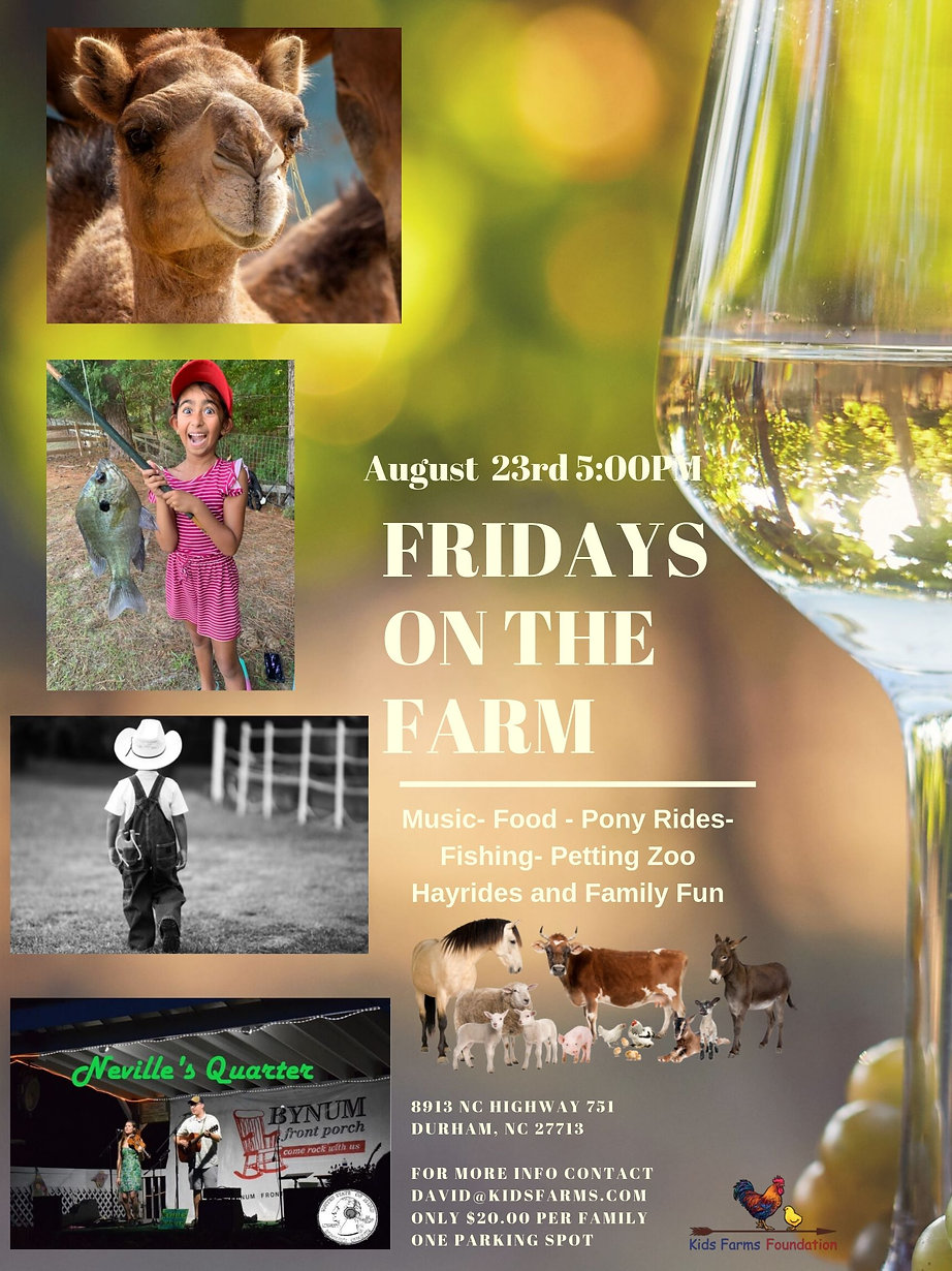 Fridays on The FARM August 23 JPG.jpg