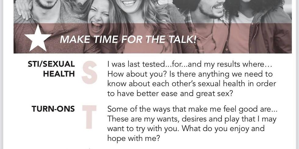 STARS - The Safer Sex Talk Workshop