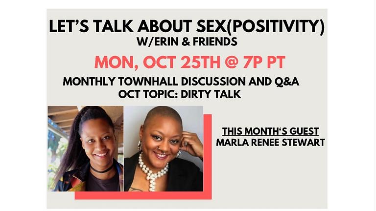 SPLA L1 - Let's Talk About Sex(Positivity) w/Marla Renee Stewart