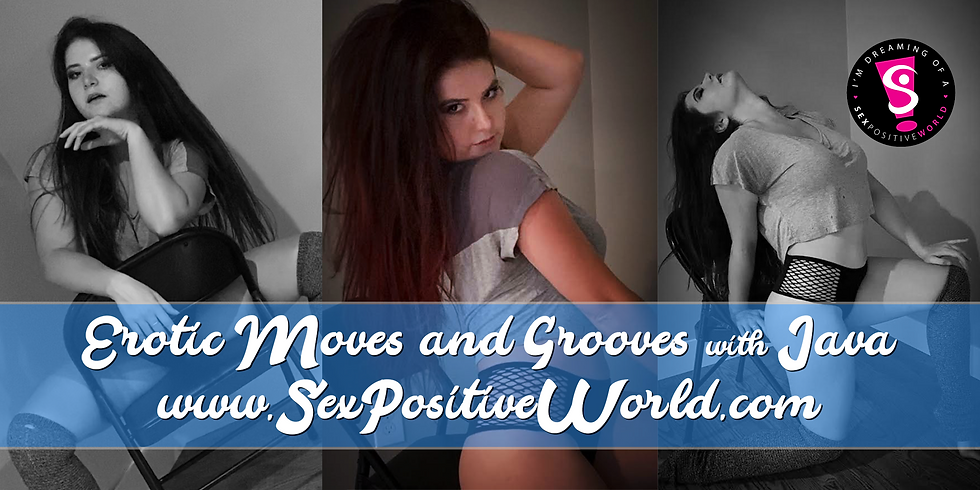 Erotic Moves and Grooves - Level 2 SPW event