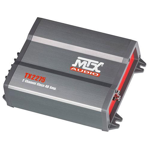 MTX TX2275 Двухканальный усилитель