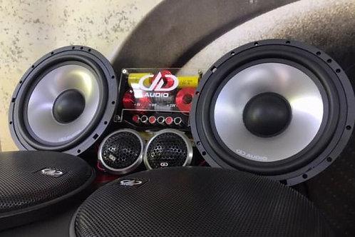 DD CC6.5a Компонентная акустика