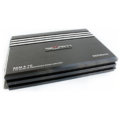 Smart SAM 4.70 Четырехканальный усилитель