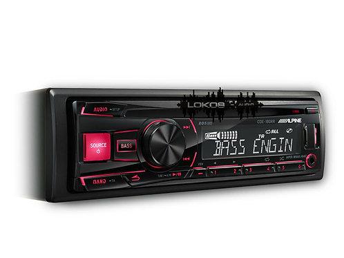 Магнитола Alpine CDE-180RR USB