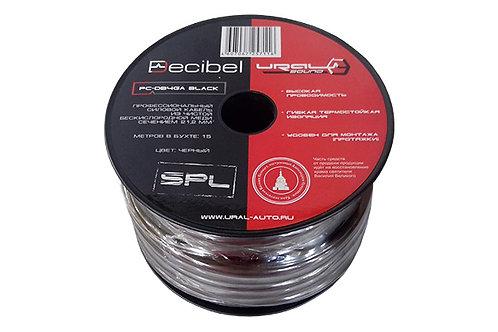Силовой кабель Ural PC-DB4GA BLACK