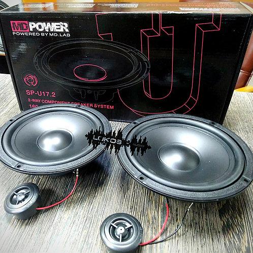 MDPower SP-U17.2 Компонентная акустика