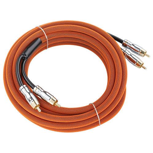 DL Audio Phoenix RCA 5M Межблочный кабель