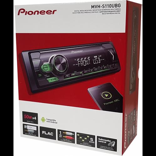Pioneer MVH-S110UBG Магнитола