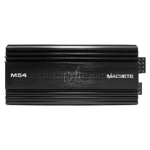 Четырехканальный широкополосный усилитель Machete M54