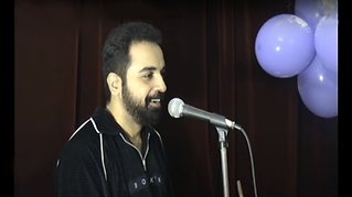 Still from the video of I'll Be back by Anuj Nair