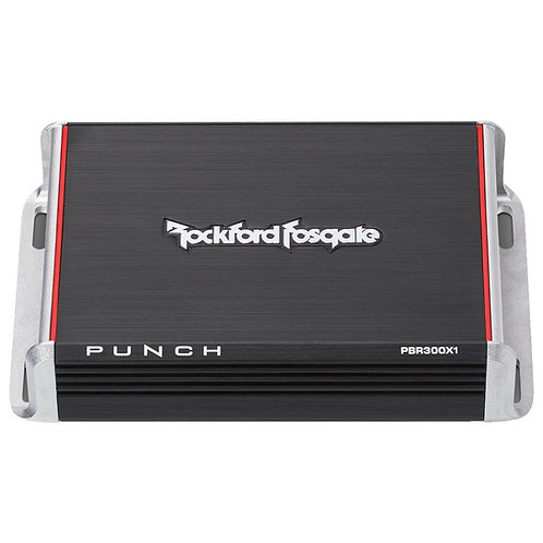 Rockford Fosgate PBR300X1 Одноканальный усилитель (моноблок)