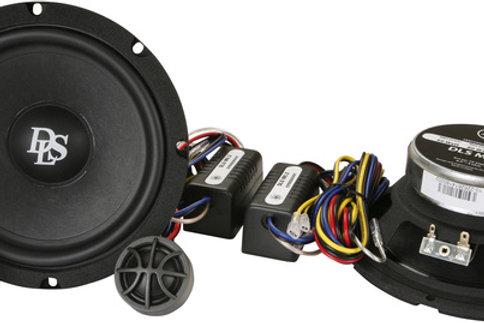 DLS M6.2 Компонентная акустика