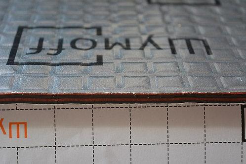 Вибропоглощающий Шумоff МиксФ Special Edition 6,5мм (0,37x0,27)