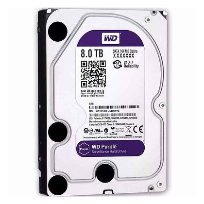 WD Purple HDD