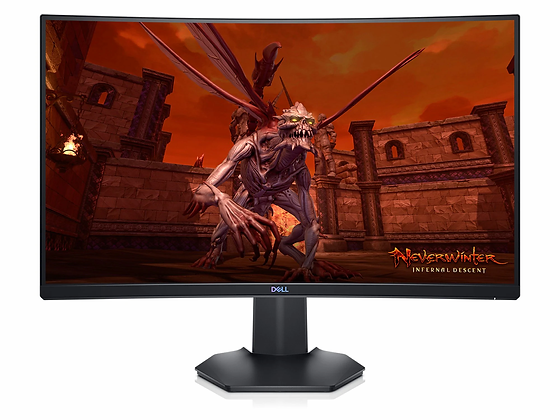 Dell 27 Curved Gaming Monitor