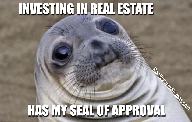 Our Top 5 Favorite Real Estate Memes!