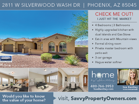 Listed! Pristine turn-key home in gated Ahwatukee community