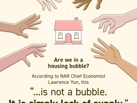 ARE WE IN A HOUSING BUBBLE?