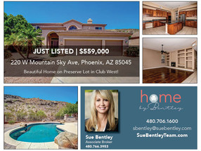 Beautiful Home on Preserve Lot in Club West!
