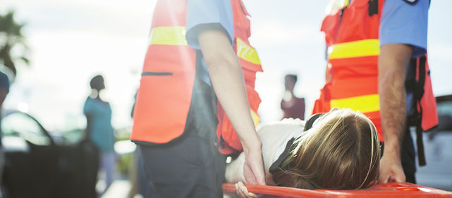 Les ambulanciers paramédicaux