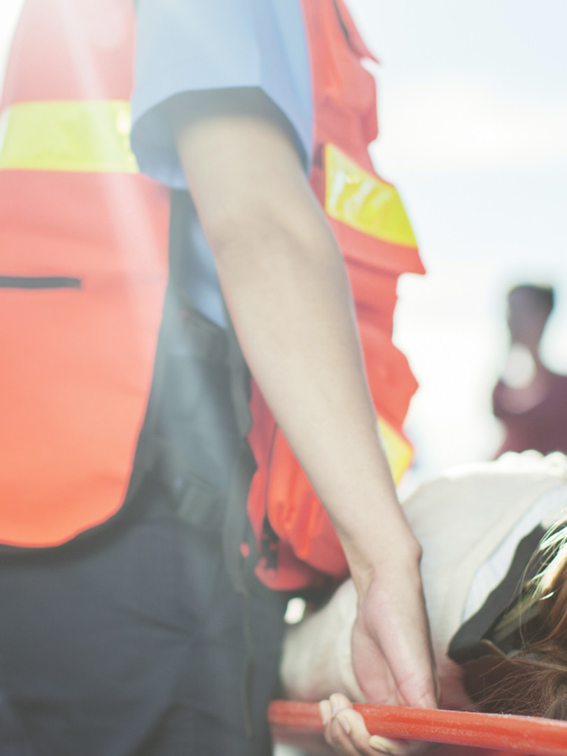 What to remember when giving first-aid care