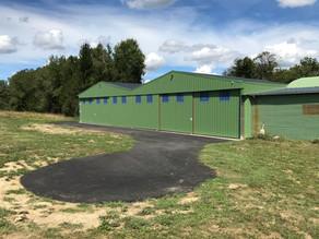 Bienvenue chez Volpy : découvrez notre nouveau hangar
