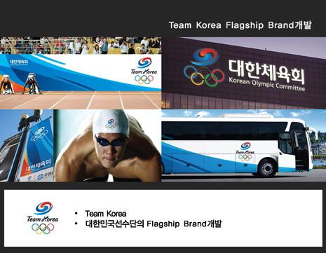 Team Korea Flagship Brand 개발
