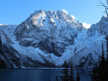 #64 Colchuck Lake