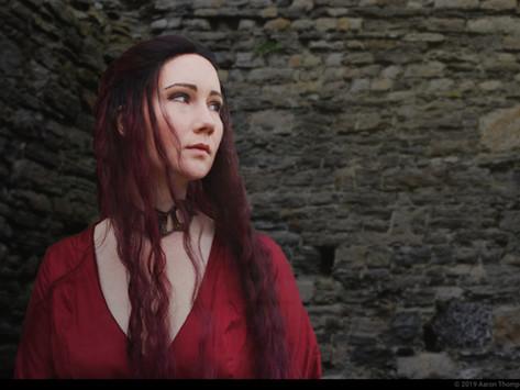 Melisandre (Game of Thrones) Photoshoot!