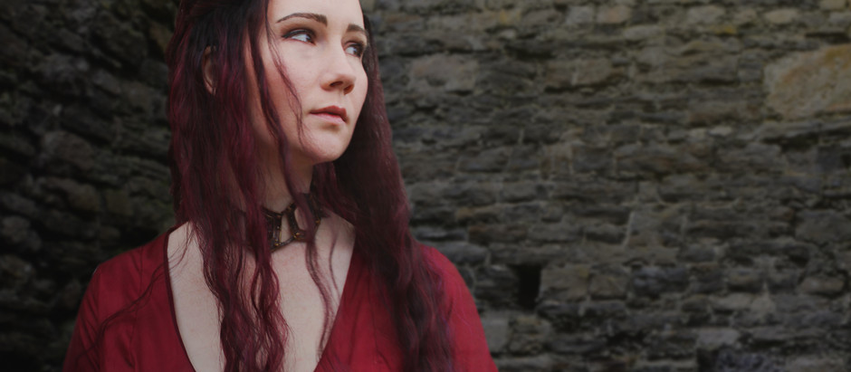 Melisandre (Game of Thrones) Photoshoot!