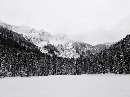 Lanham Lake Snowshoe