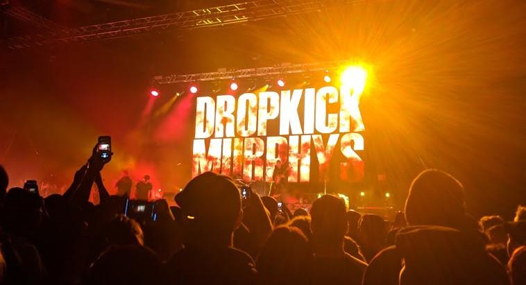 Flogging Molly & The Dropkick Murphys @ WAMU Theater