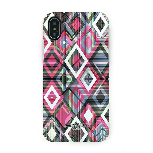 Abstract Diamond ~ iPhone case
