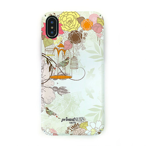 Birdcage Romance ~ iPhone case