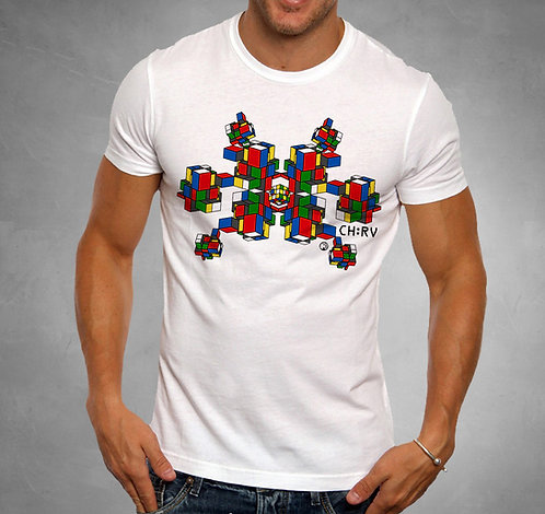 Rubik's Cube ~ Tee