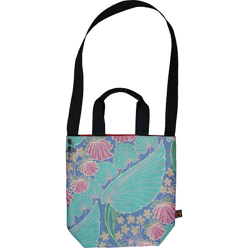 Blue Flamingo (FB-JB) ~ M size Tote
