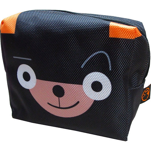be.BLACK Qi Eyebrows headbag